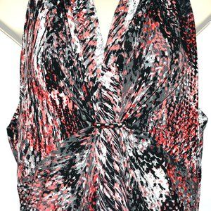 new directions Tops - NEW DIRECTIONS Pebbled Pattern Front Gathered Top!